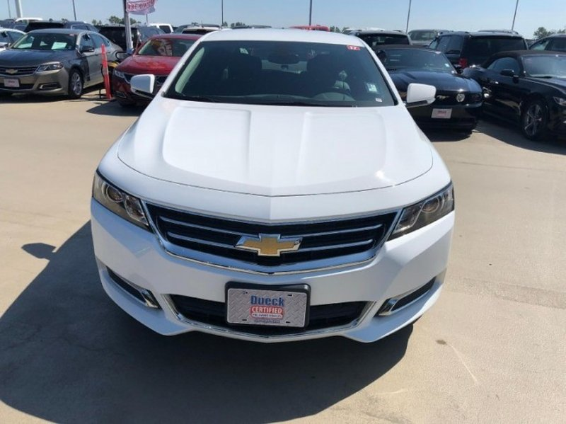 2017 Chevrolet Impala for sale in Vancouver, British Columbia