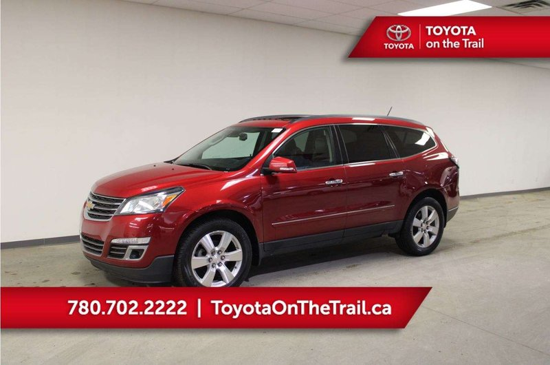 2014 Chevrolet Traverse for sale in Edmonton, Alberta