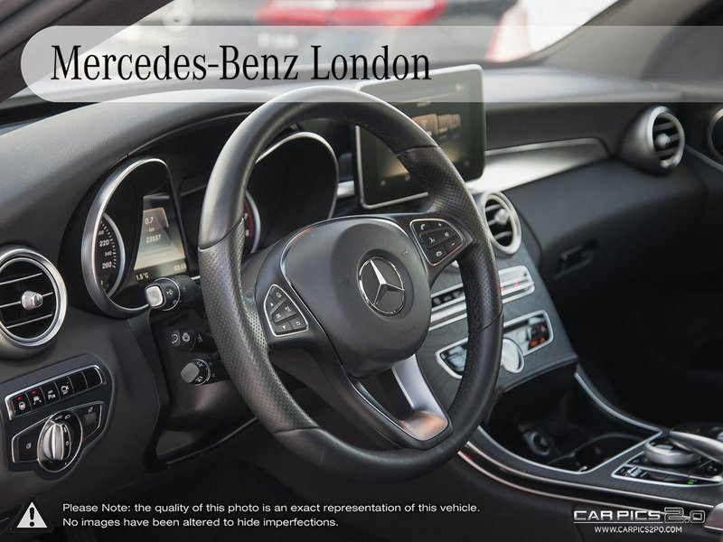 2016 Mercedes-Benz C-Class for sale in London, Ontario