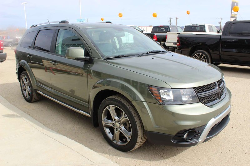 2017 Dodge Journey for sale in Peace River, Alberta