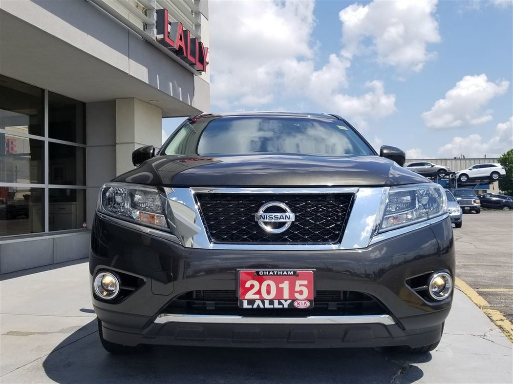 2015 nissan pathfinder for sale in chatham. Black Bedroom Furniture Sets. Home Design Ideas