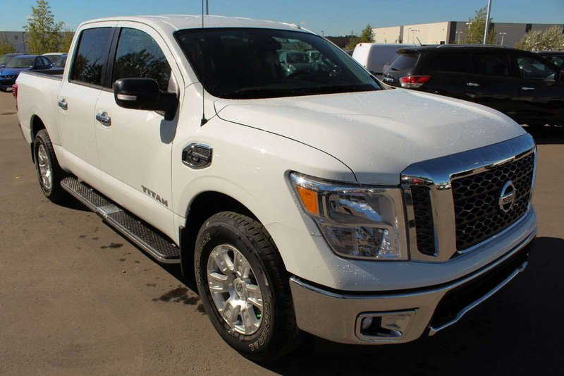 2018 Nissan Titan for sale in Edmonton, Alberta