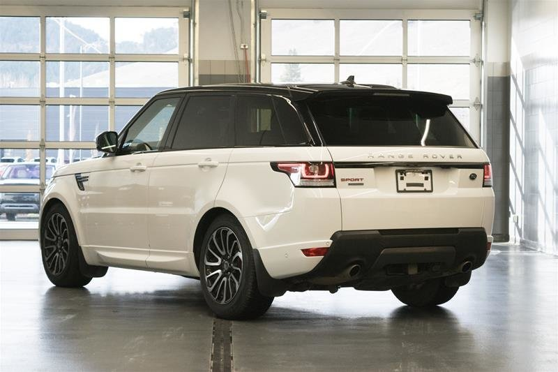 2016 Land Rover Range Rover Sport for sale in Kelowna, British Columbia
