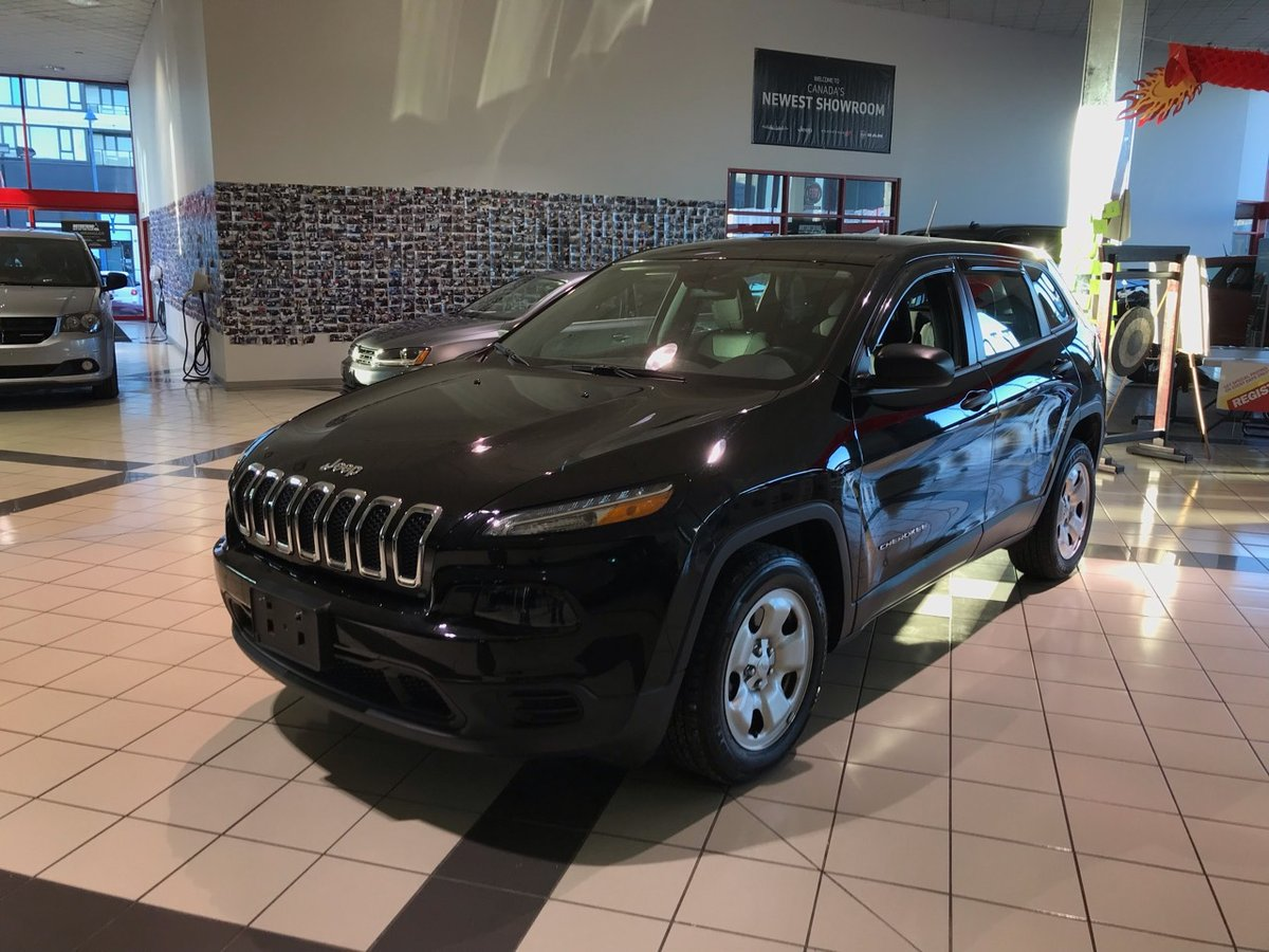 2017 Jeep Cherokee for sale in Richmond, British Columbia