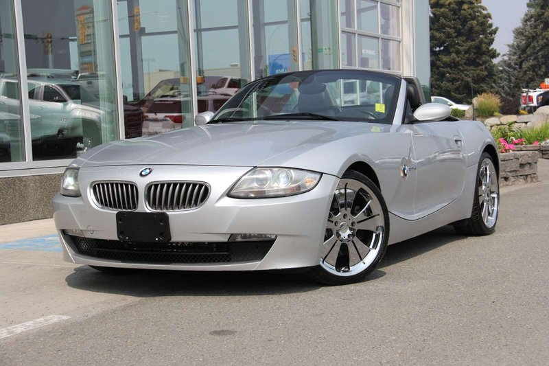 2006 BMW Z4 for sale in Kamloops, British Columbia
