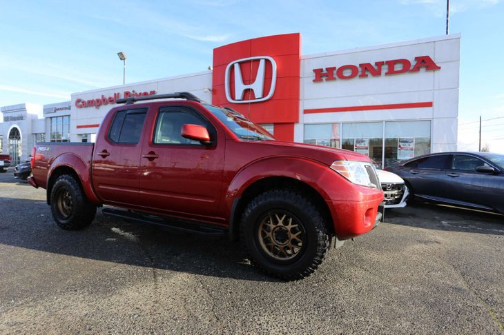 Nissan Campbell River >> 2015 Nissan Frontier For Sale In Campbell River
