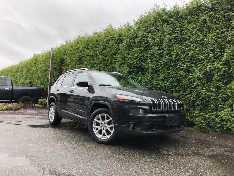 2014 Jeep Cherokee for sale in Surrey, British Columbia