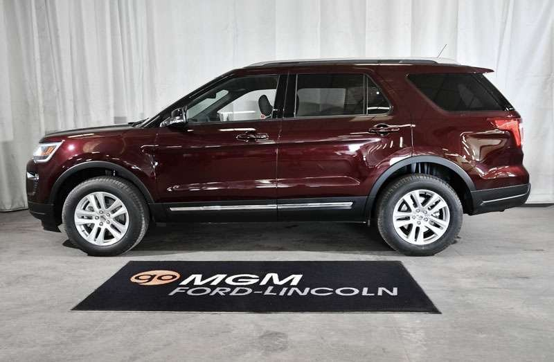 2018 Ford Explorer for sale in Red Deer, Alberta