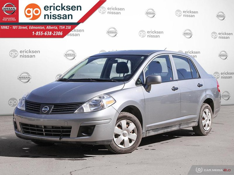 2009 Nissan Versa for sale in Edmonton, Alberta