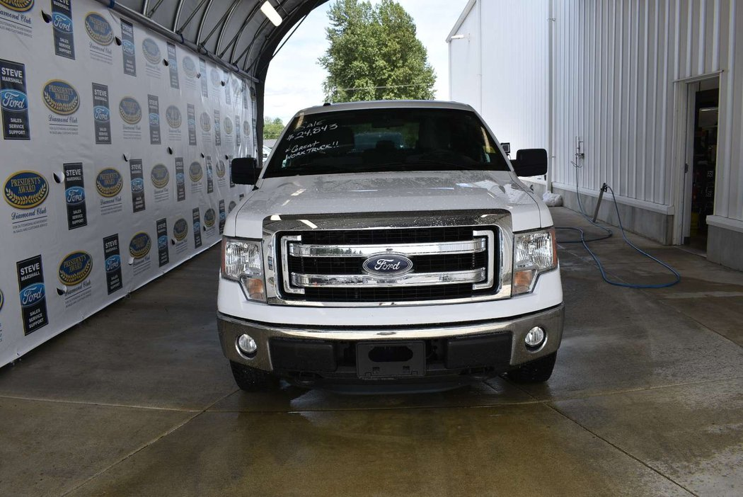 2014 Ford F-150 for sale in Campbell River