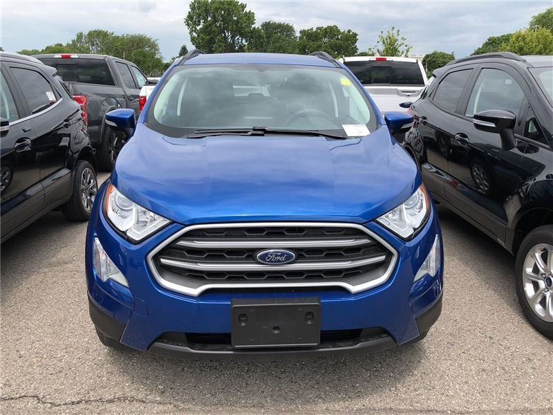 2018 Ford EcoSport for sale in Chatham, Ontario