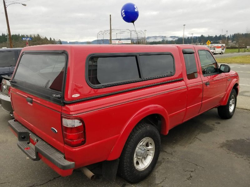 2003 Ford Ranger for sale in Port Alberni, British Columbia