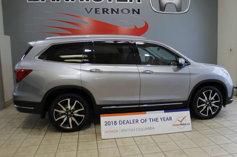 2019 Honda Pilot for sale in Vernon, British Columbia