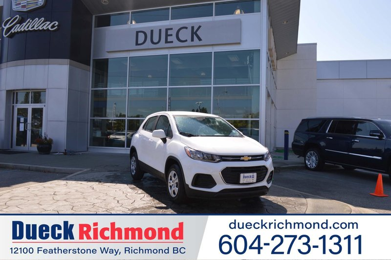 2018 Chevrolet Trax for sale in Richmond, British Columbia