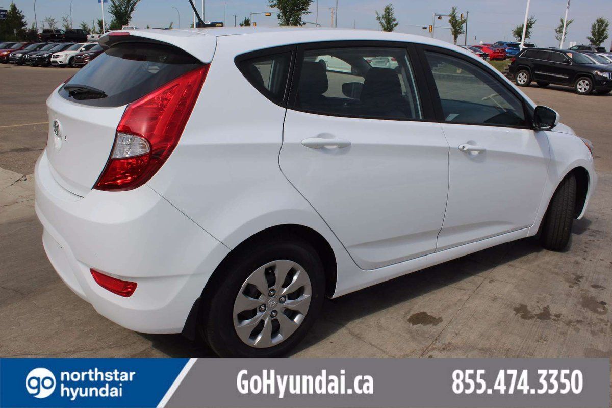 2017 Hyundai Accent for sale in Edmonton, Alberta