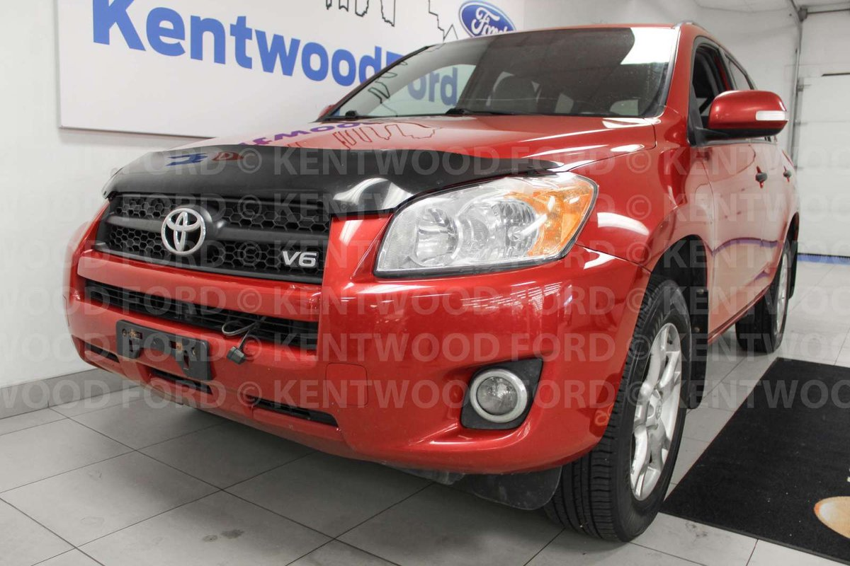 2010 Toyota Rav4 for sale in Edmonton, Alberta