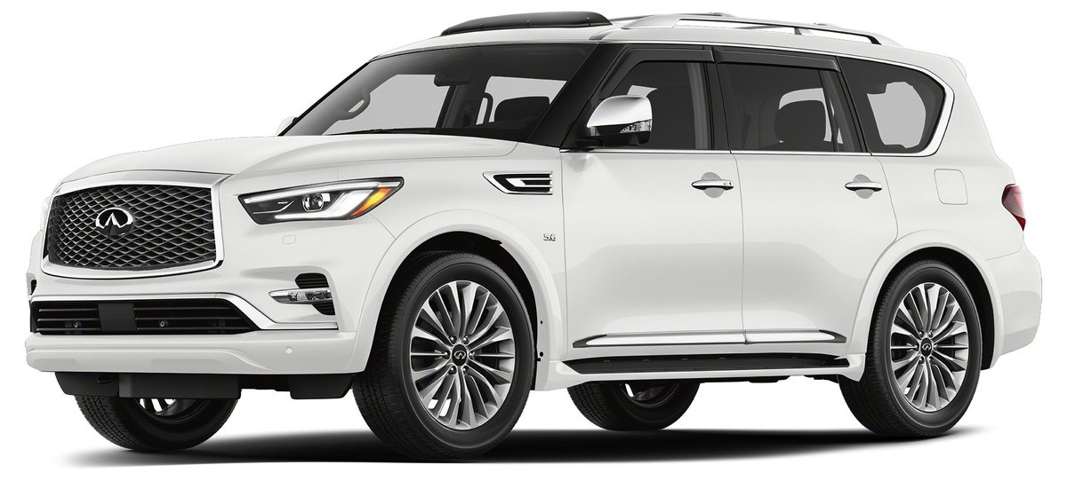 2018 infiniti qx80 for sale in richmond. Black Bedroom Furniture Sets. Home Design Ideas