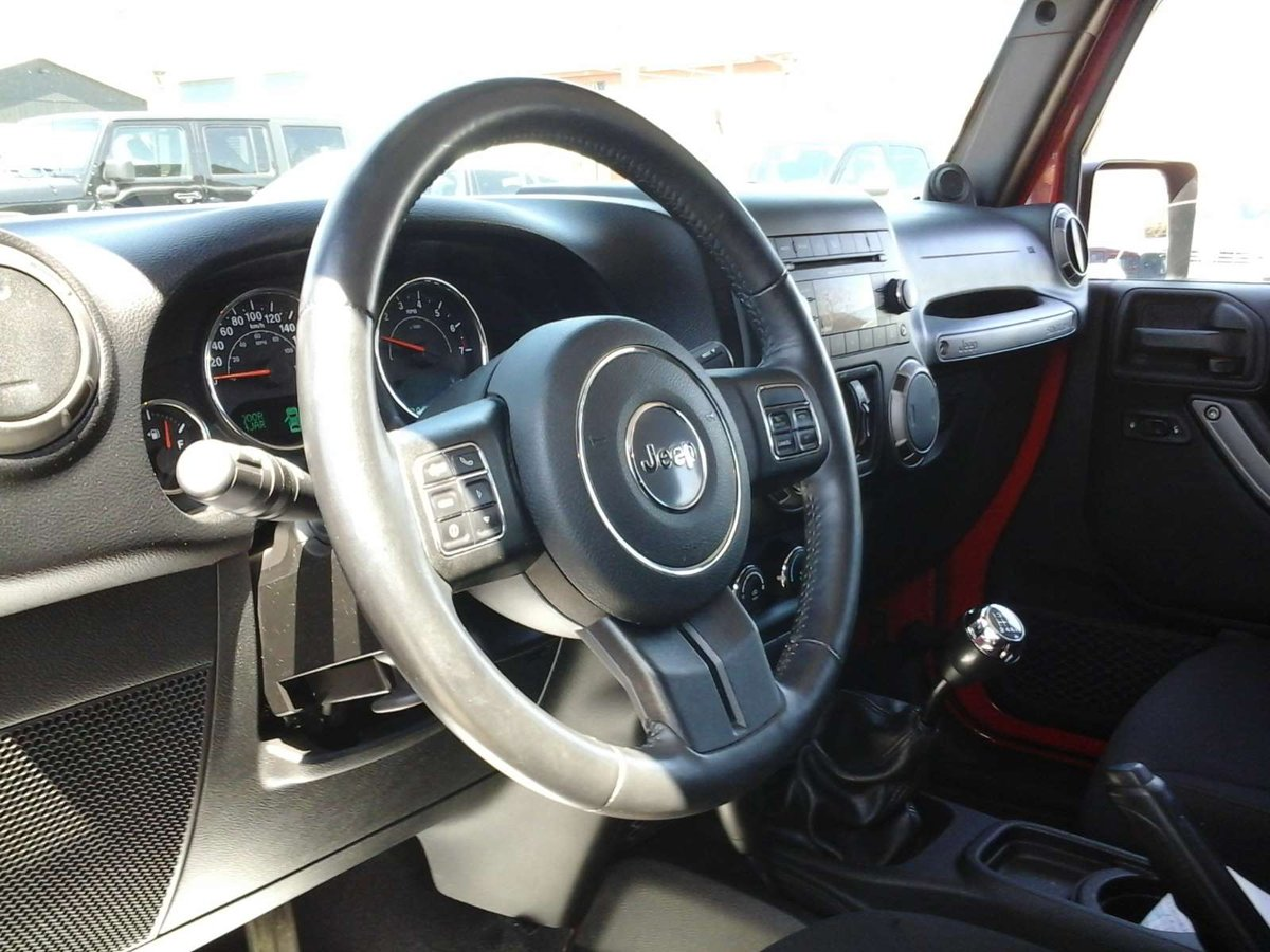 2014 Jeep Wrangler Unlimited for sale in Sydney, Nova Scotia