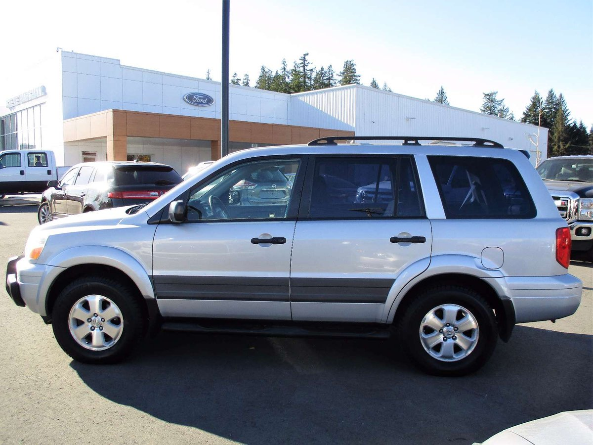 2004 Honda Pilot for sale in Campbell River, British Columbia