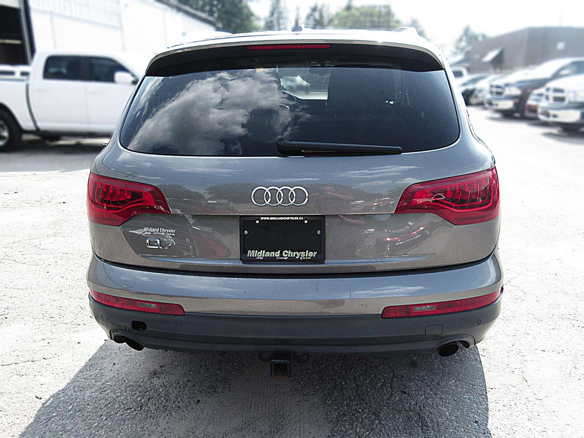 2012 Audi Q7 for sale in Midland, Ontario