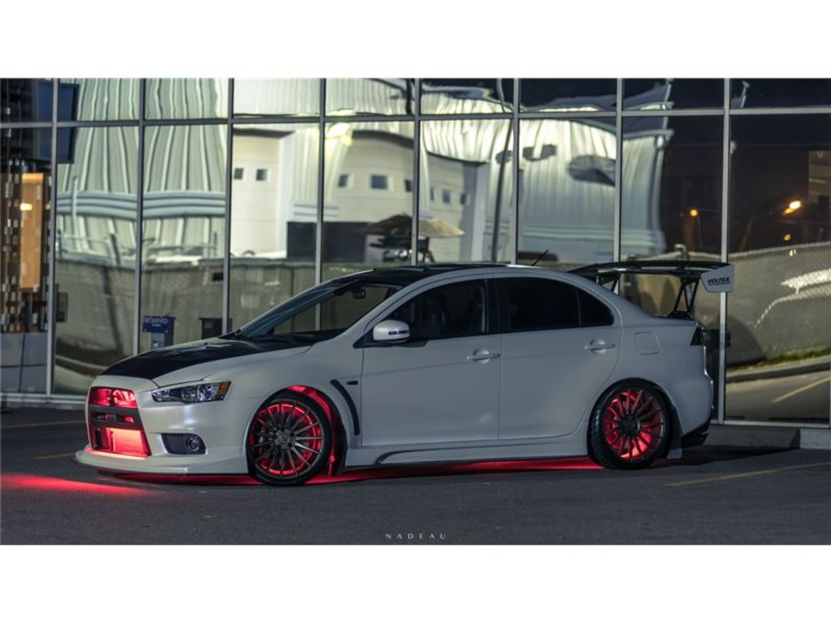 2015 Mitsubishi Lancer Evolution for sale in Edmonton, Alberta