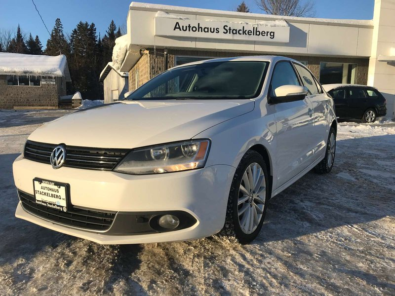 2012 Volkswagen Jetta Sedan for sale in North Bay, Ontario