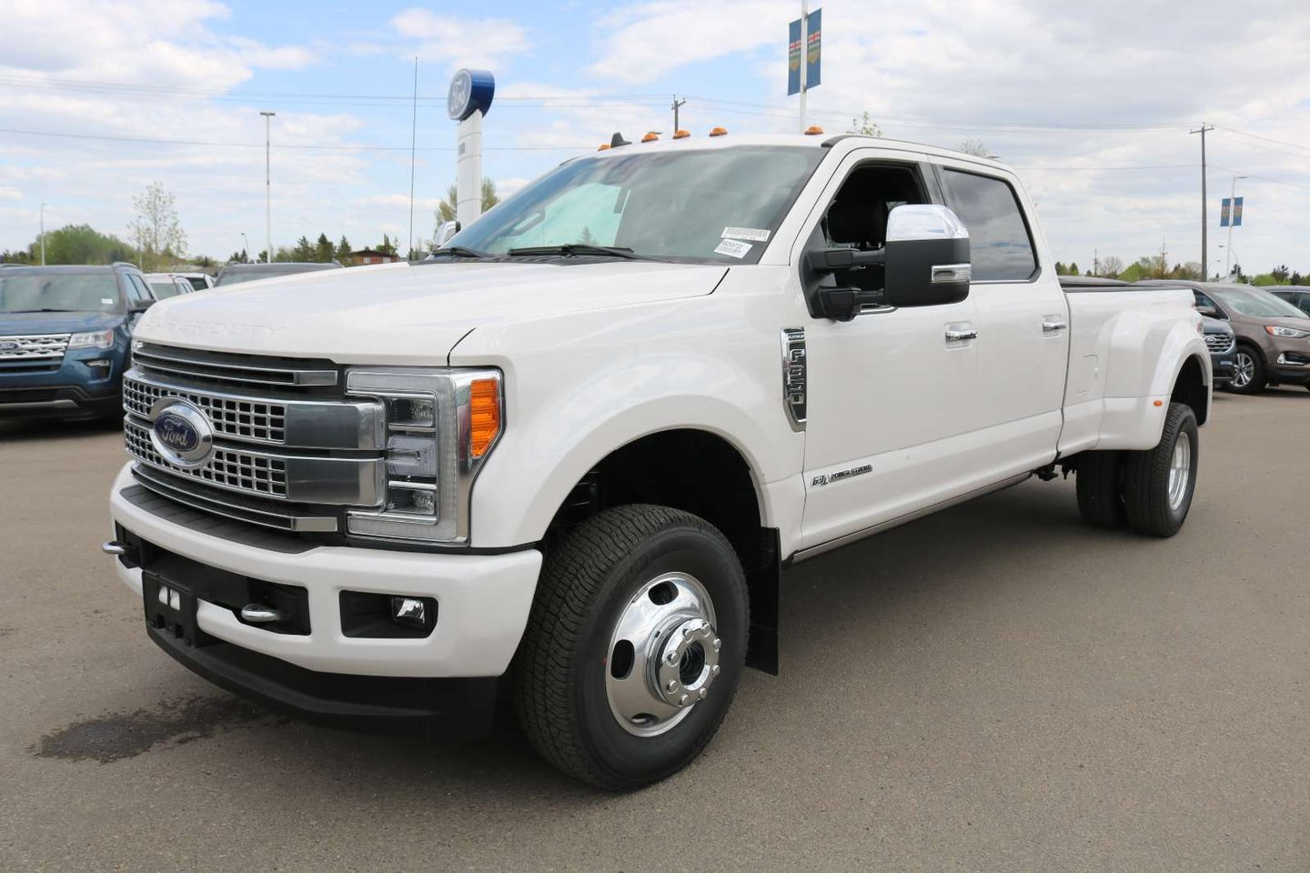 6.7 Powerstroke For Sale >> 2019 Ford Super Duty F 350 Drw Platinum