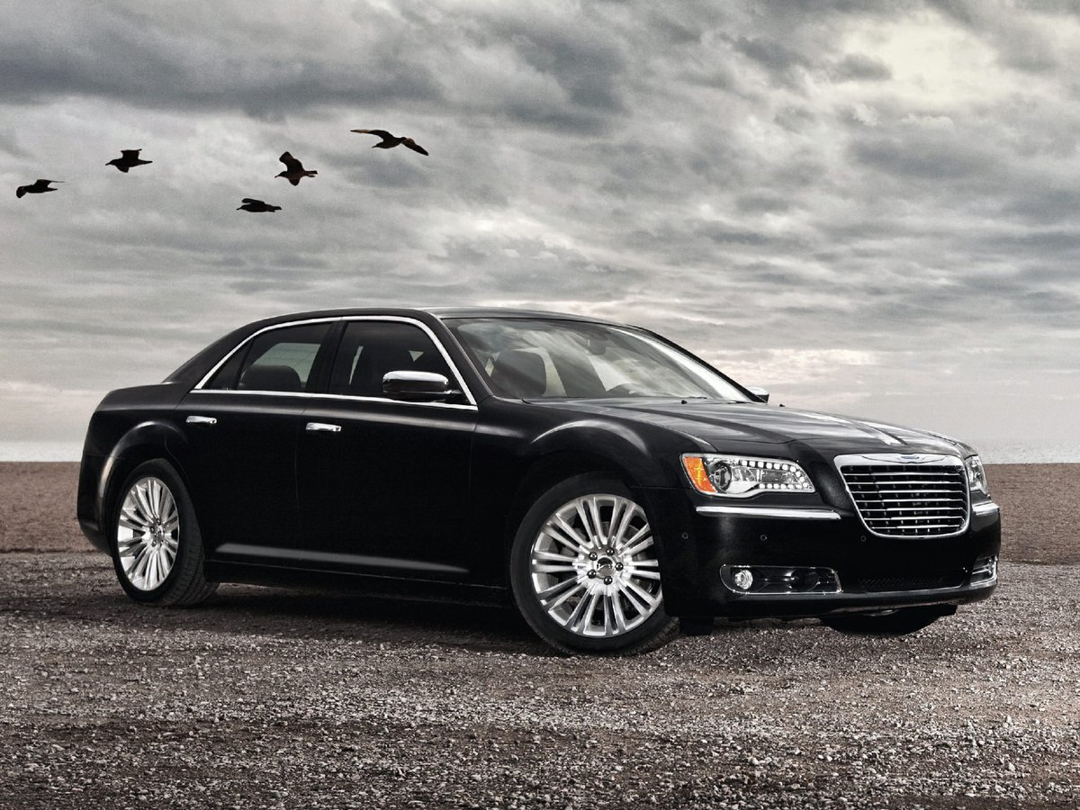 2013 Chrysler 300 for sale in Edmonton, Alberta