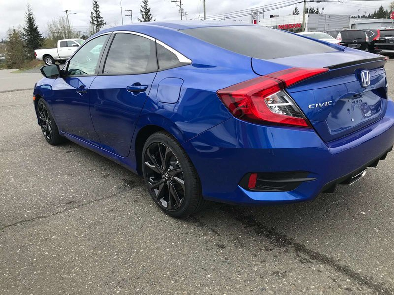2019 Honda Civic Sedan for sale in Campbell River, British Columbia