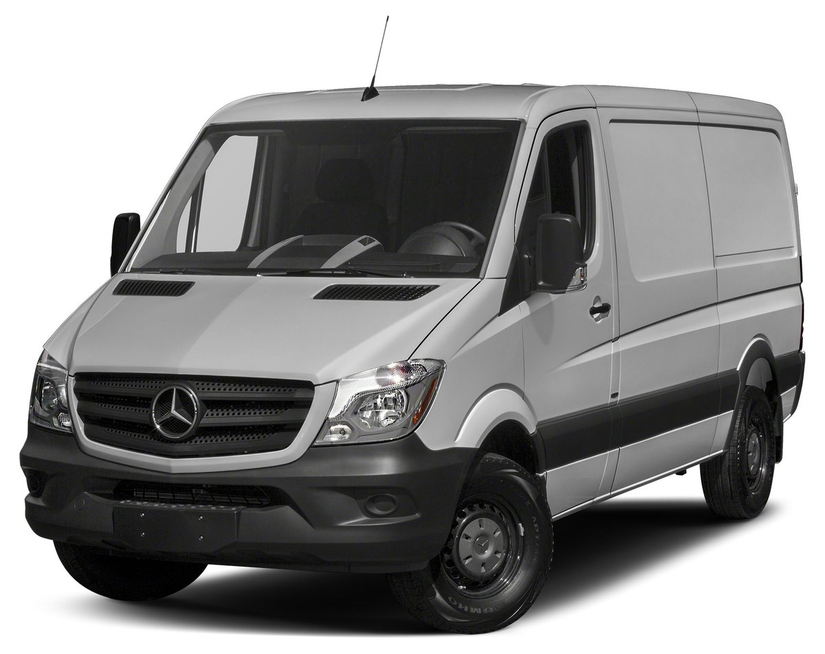 2017 Mercedes-Benz Sprinter Vans for sale in Calgary, Alberta