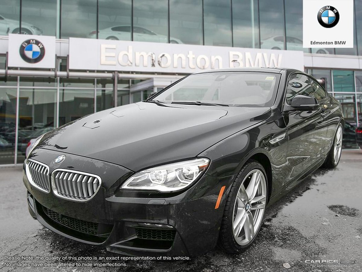 Used Cars For Sale In Edmonton Ab West Side Acura: 2017 BMW 6 Series For Sale In Edmonton