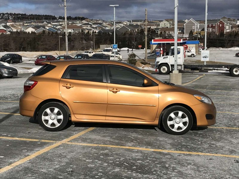 2010 Toyota Matrix for sale in St. John's, Newfoundland and Labrador