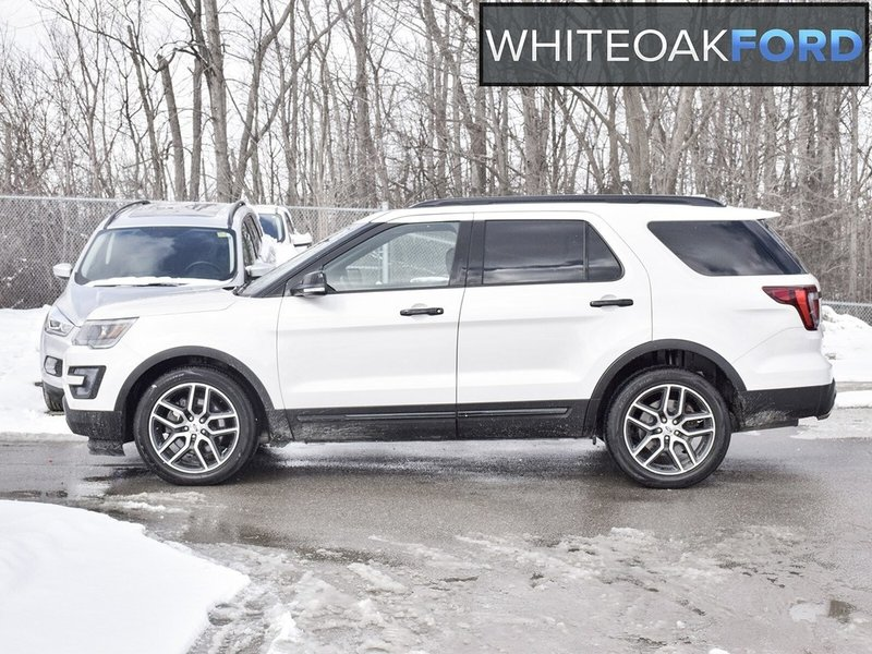 2016 Ford Explorer for sale in Mississauga, Ontario