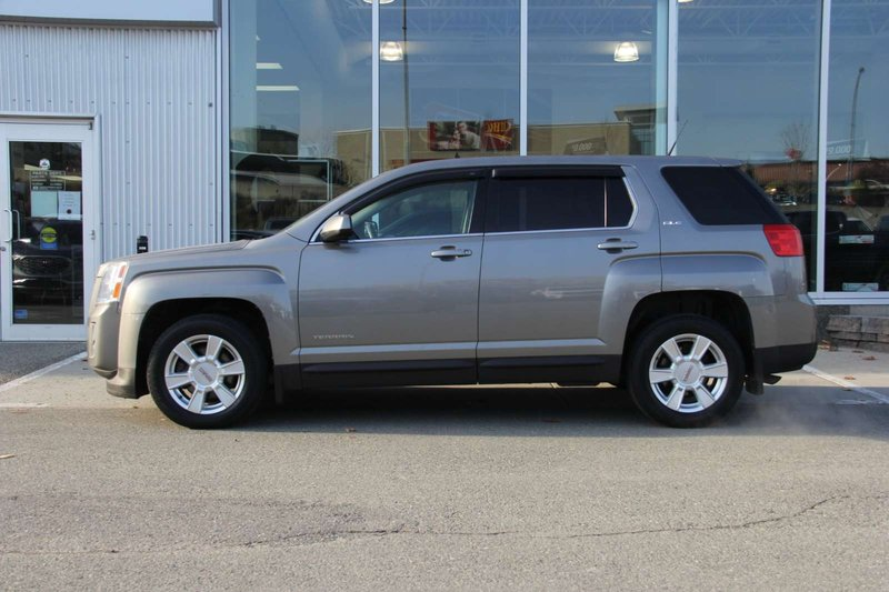 2012 GMC Terrain for sale in Kamloops, British Columbia