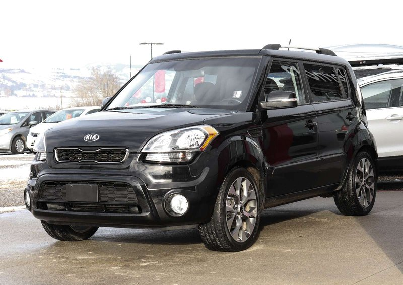 2013 Kia Soul for sale in Vernon, British Columbia