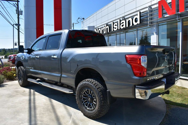 2018 Nissan Titan XD for sale in Campbell River, British Columbia