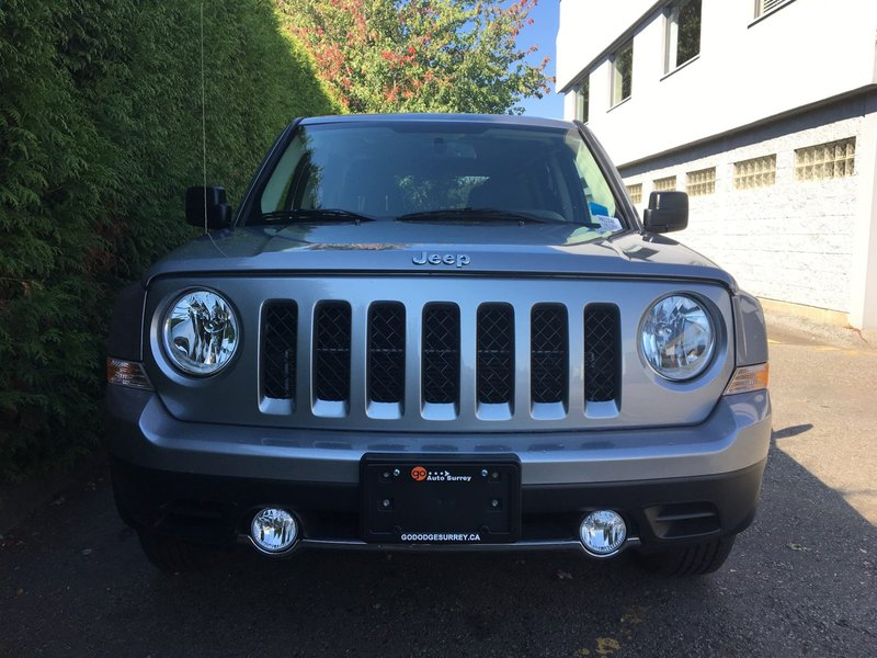 2017 Jeep Patriot for sale in Surrey, British Columbia