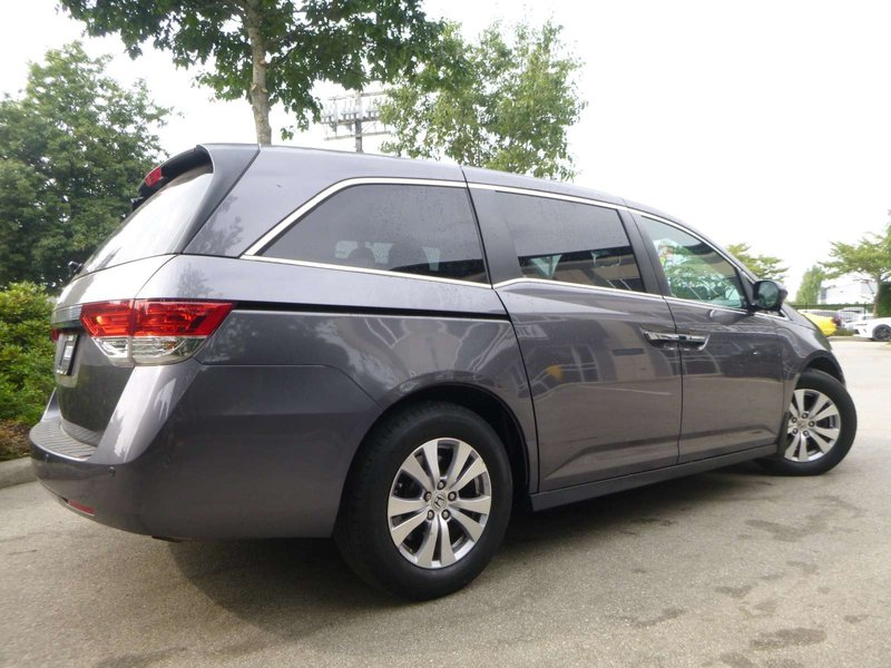2015 Honda Odyssey for sale in Langley, British Columbia