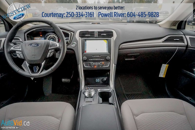 2019 Ford Fusion for sale in Courtenay and Powell River, British Columbia