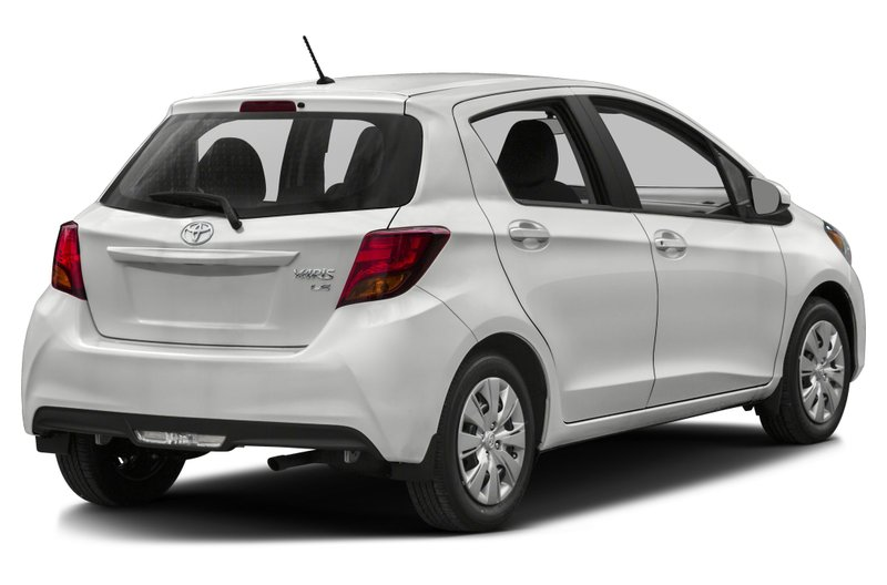 2017 Toyota Yaris for sale in Campbell River, British Columbia
