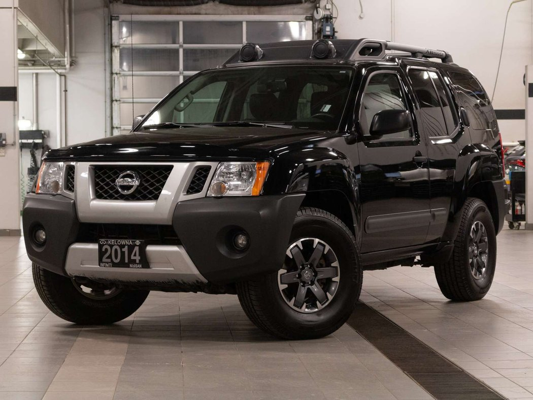 2014 nissan xterra for sale in kelowna. Black Bedroom Furniture Sets. Home Design Ideas