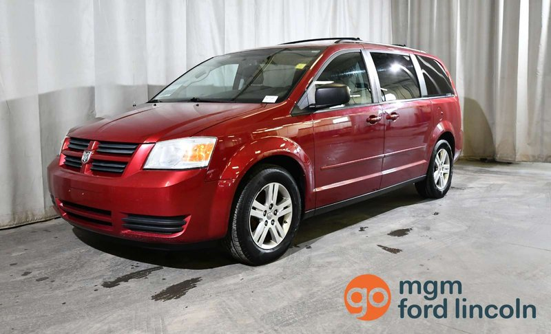 2010 Dodge Grand Caravan for sale in Red Deer, Alberta