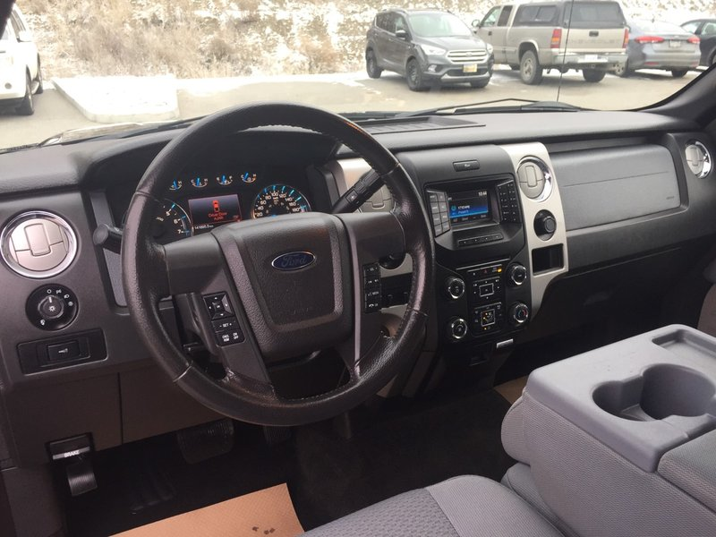 2014 Ford F-150 for sale in Williams Lake, British Columbia