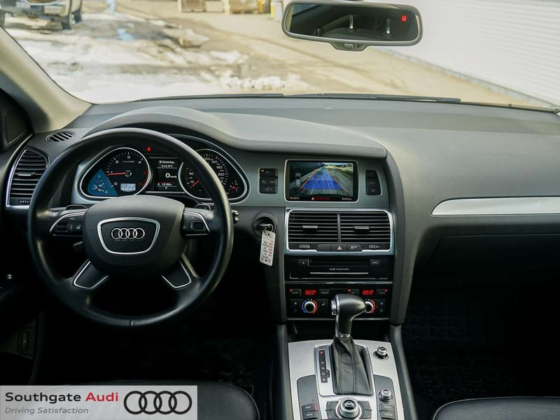2015 Audi Q7 for sale in Edmonton, Alberta