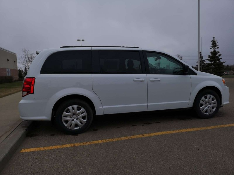 2019 Dodge Grand Caravan for sale in Red Deer, Alberta