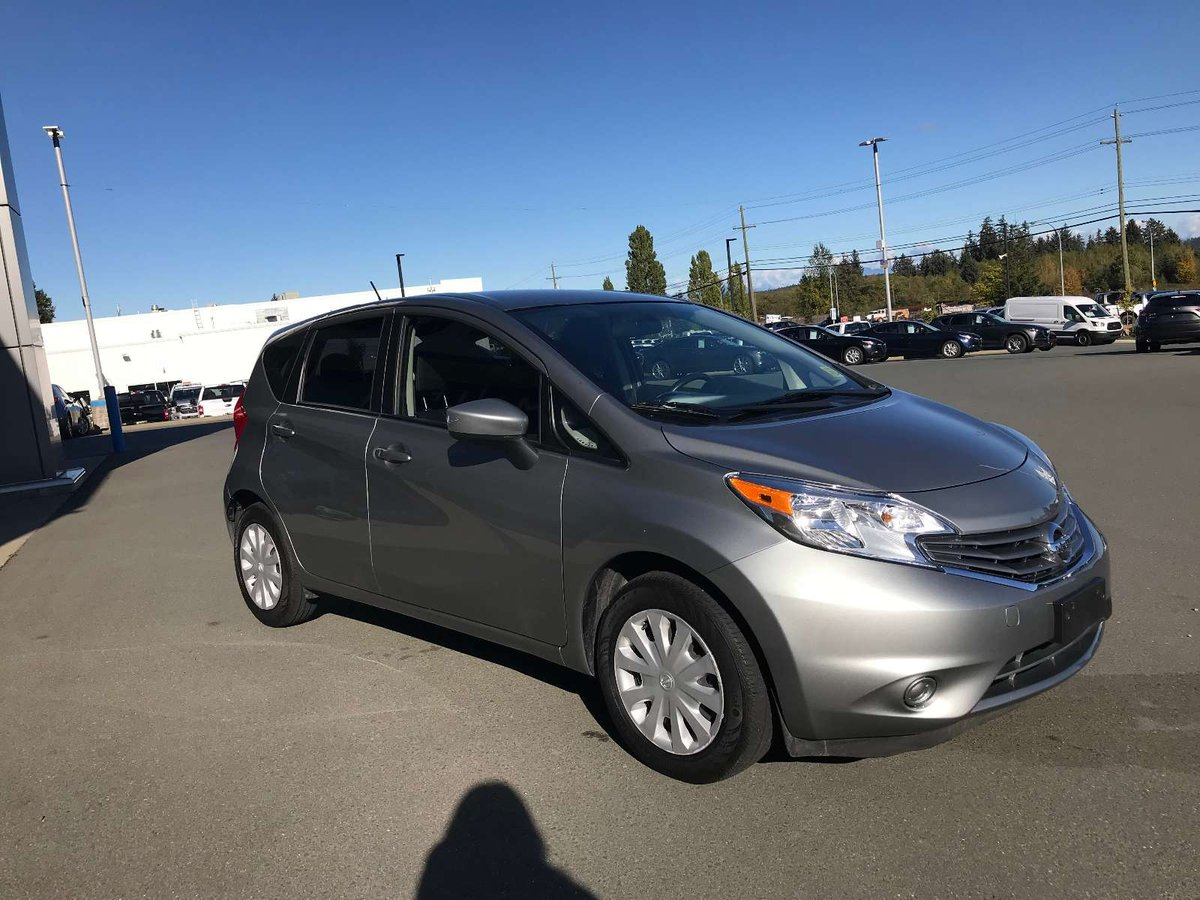2015 Nissan Versa Note for sale in Campbell River, British Columbia