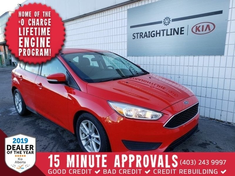 2015 Ford Focus for sale in Calgary, Alberta