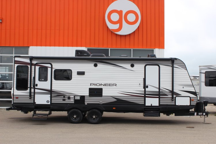 New Pioneer Travel >> For Sale New 2019 Heartland Pioneer Rl250 Only 153