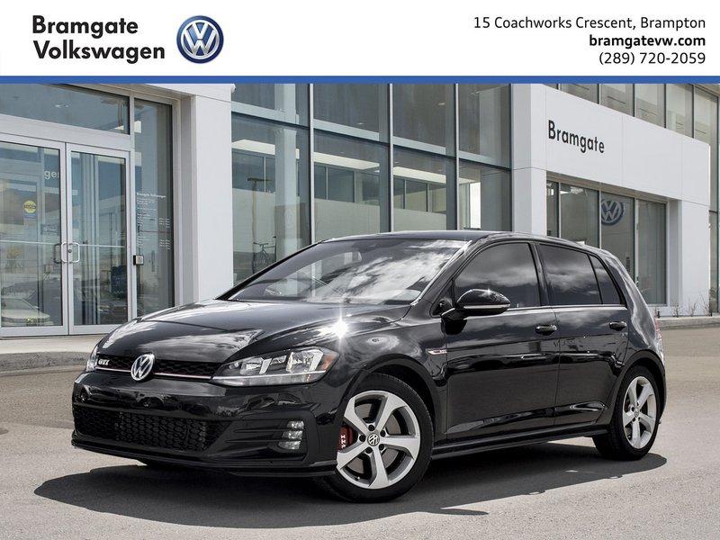 2018 Volkswagen Golf GTI for sale in Brampton, Ontario