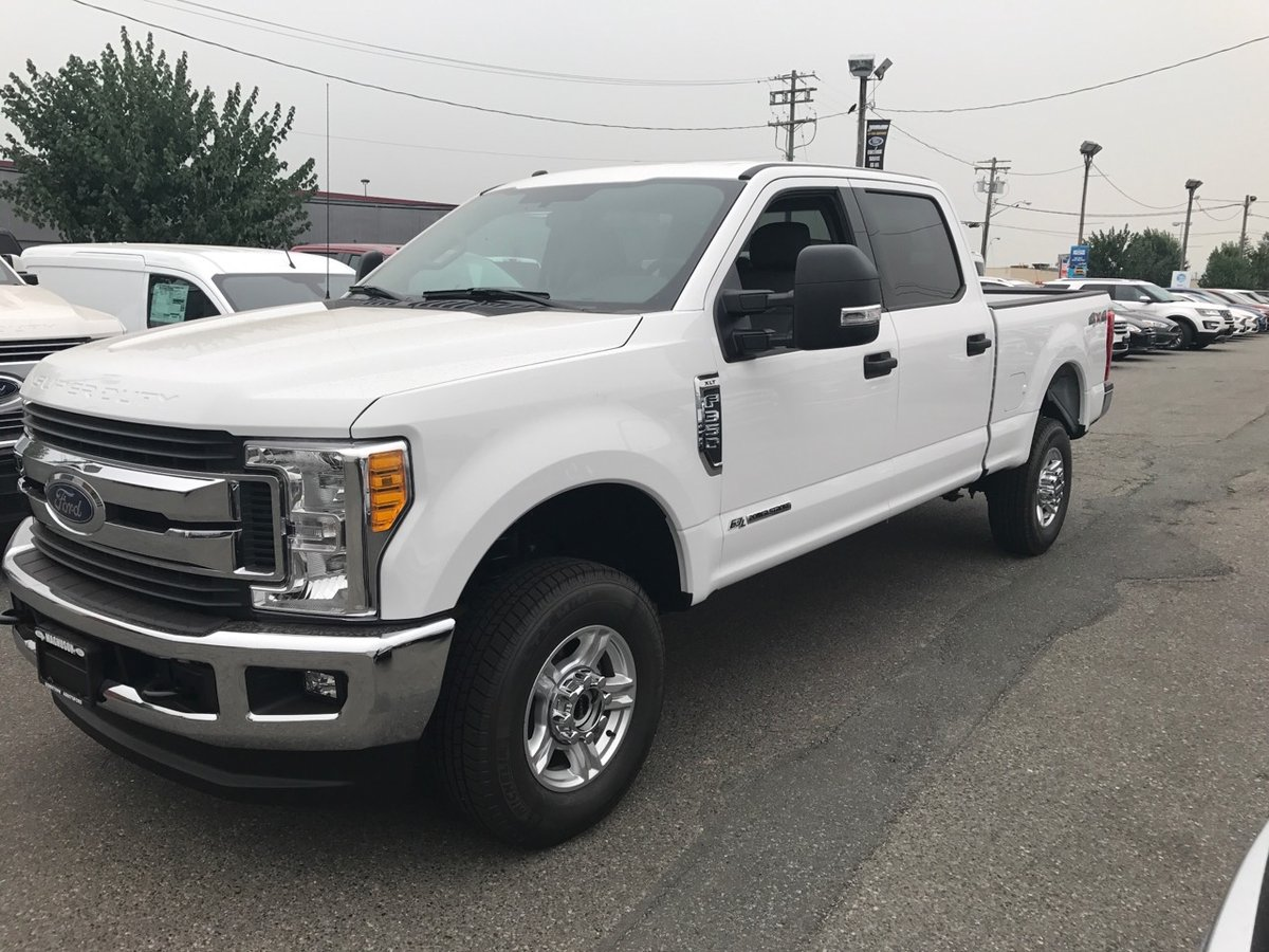 2017 Ford F-350 for sale in Abbotsford, British Columbia